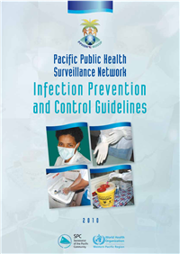 Pacific Public Health Surveillance Network Guideline