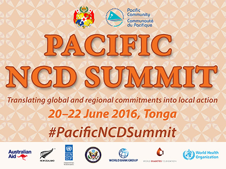 Pacific NCD Summit