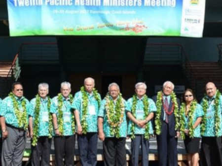 Pacific Health Ministers Meeting