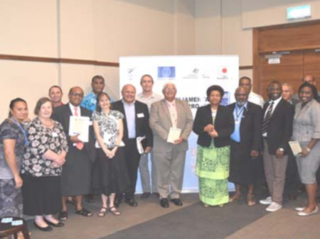 Fiji Parliamentarian workshop on NCD