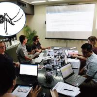 Workshop 2 on the development of the 'Manual on surveillance and control of Aedes vectors in the Pacific'